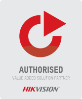 icon denoting membership of the Hikvision value added service partnership, which means we can deploy advanced solutions for your security needs by working in closer association with the manufacturer.